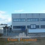 Controguerra vendesi capannone zona industriale