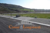 Colonnella vendesi terreni edificabili panoramici con progetto - Immagine 3