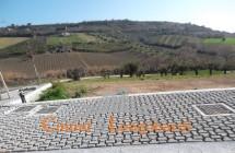 Colonnella vendesi terreni edificabili panoramici con progetto - Immagine 4