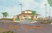 Colonnella vendesi terreni edificabili panoramici con progetto - Immagine 9