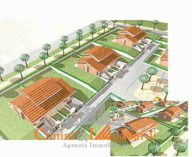 Colonnella vendesi terreni edificabili panoramici con progetto - Immagine 7