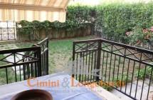 Appartamento con giardino Nereto