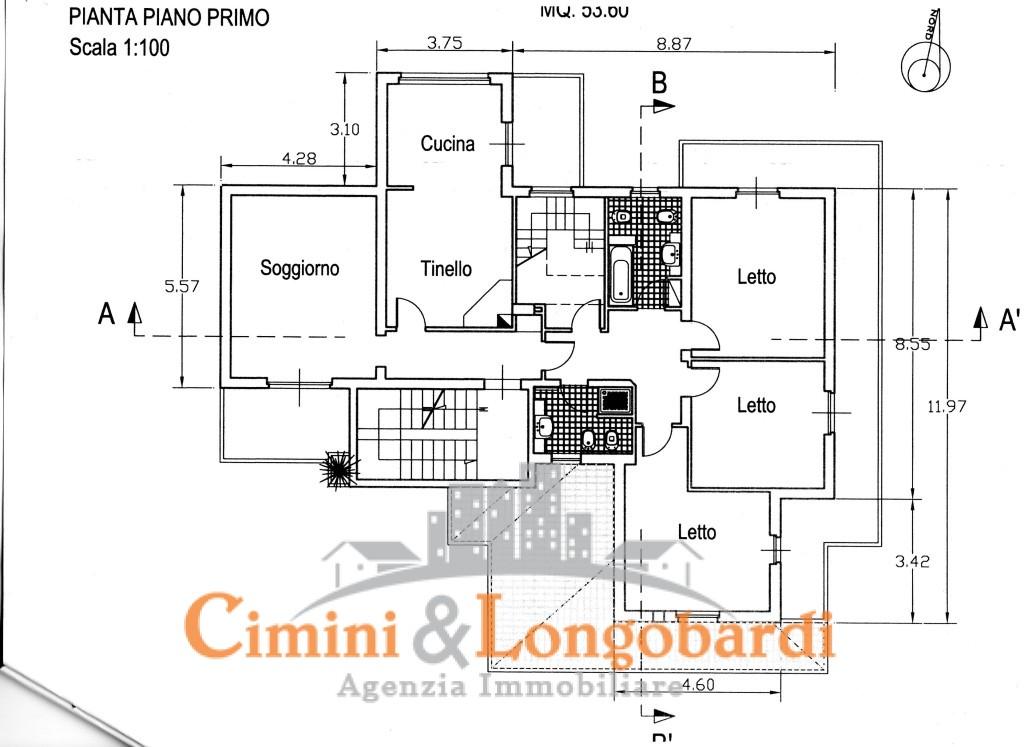 Casa in fase di costruzione - Immagine 9