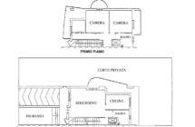 Villino a schiera di testa con giardino privato - Immagine 8