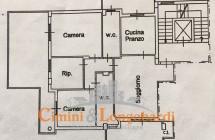 Appartamento recente di 100 mq a soli € 119.000