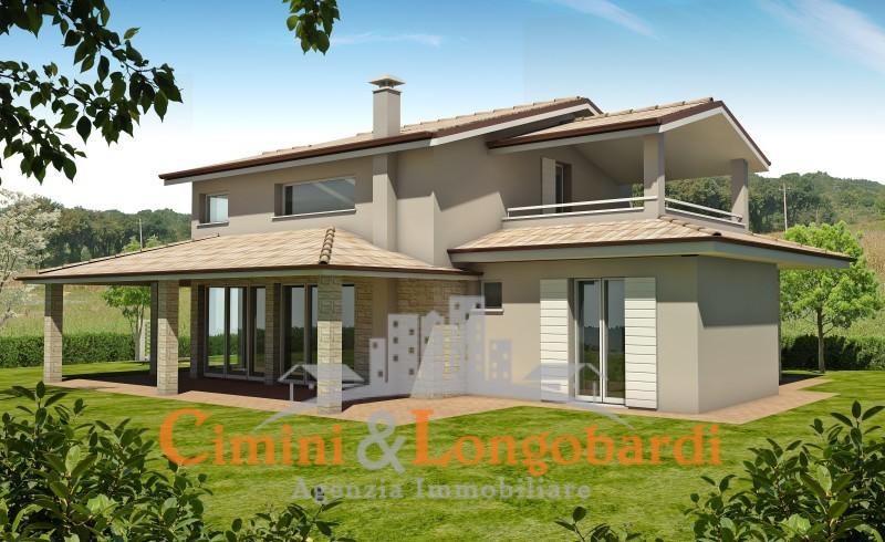 Terreno edificabile in posizione collinare e panoramica - Immagine 3