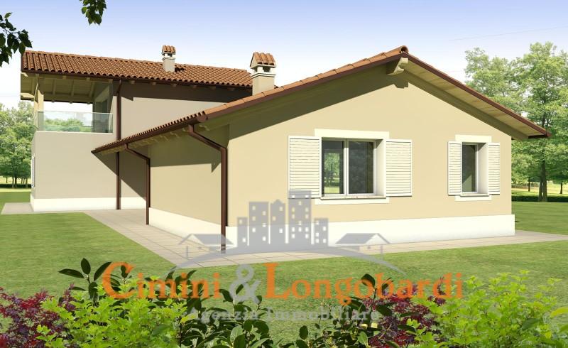 Terreno edificabile in posizione collinare e panoramica - Immagine 6