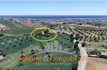 Casale con terreno… Zona  panoramica con vista mare - Immagine 2