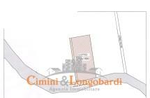 Terreno edificabile in posizione collinare e panoramica - Immagine 1