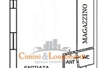 Monterotondo – Locale commerciale di 40 mq - Immagine 7