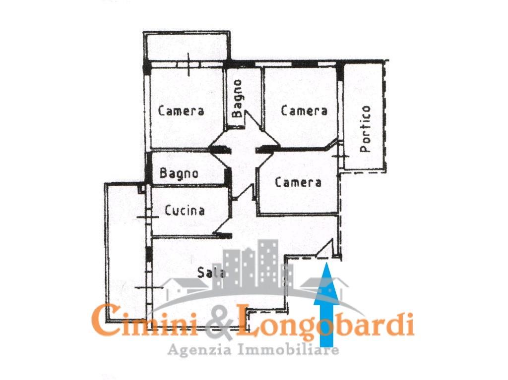 Abitazione di 100 mq con box auto e cantina - Immagine 10