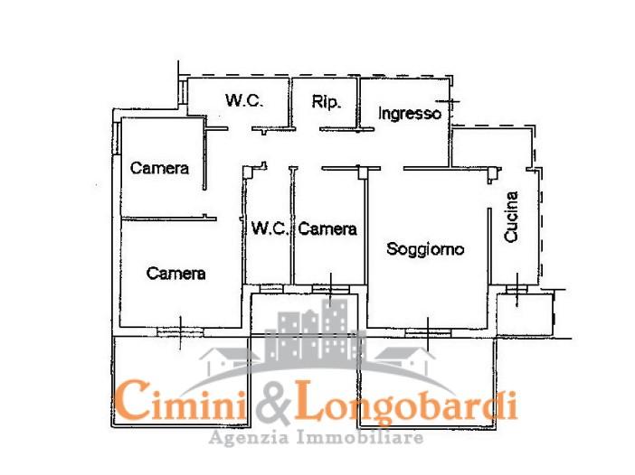 Centralissimo appartamento a Corropoli
