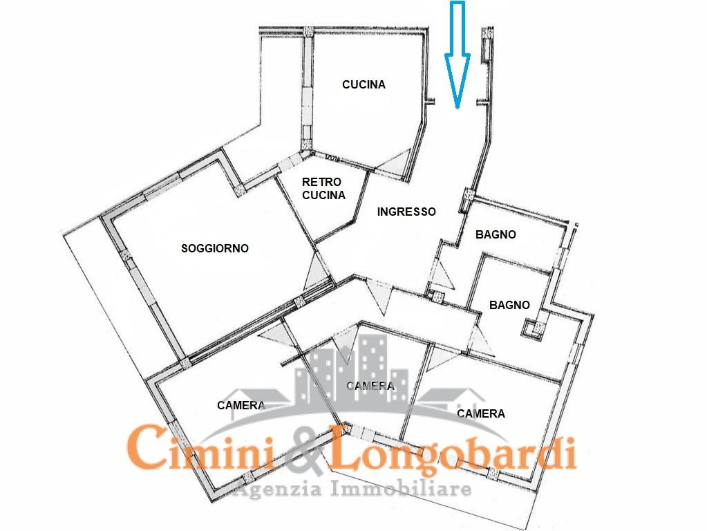 Appartamento Residenziale Completo di Box Auto e Cantina
