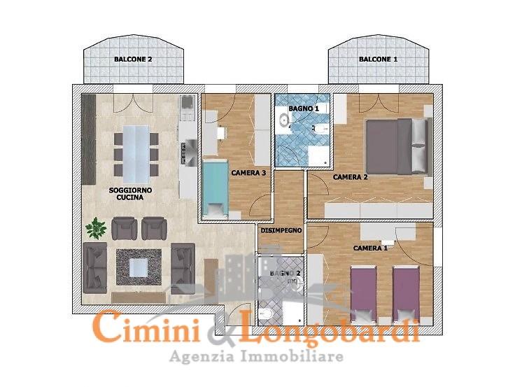 Nuovi Appartamenti in Centro - Immagine 2