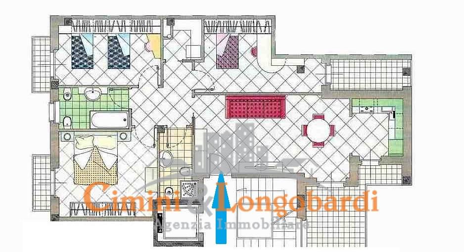 Nuovo Appartamento residenziale e centrale