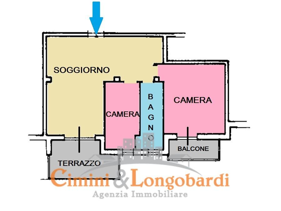 Appartamento con cantina e doppio posto auto - Immagine 10