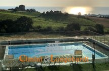 Appartamento in collina con splendida vista mare