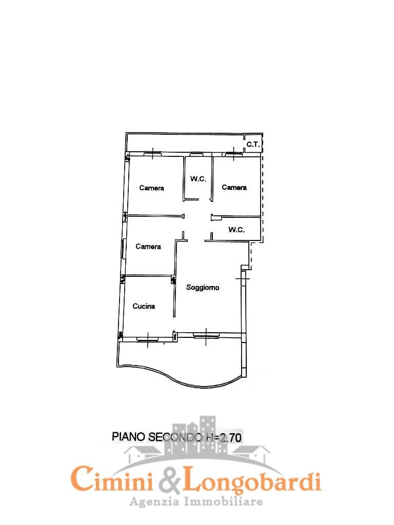 Ampio appartamento residenziale in vendita - Immagine 8