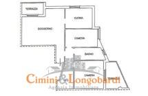 Appartamento centralissimo panoramico e luminoso - Immagine 9