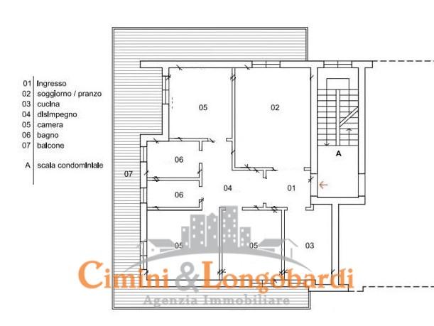 Appartamento residenziale ampio e luminoso - Immagine 10