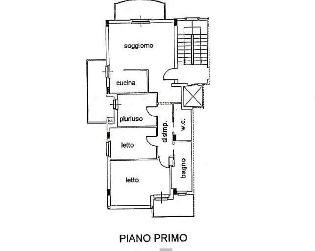 Appartamento residenziale in piccolo condominio - Immagine 10