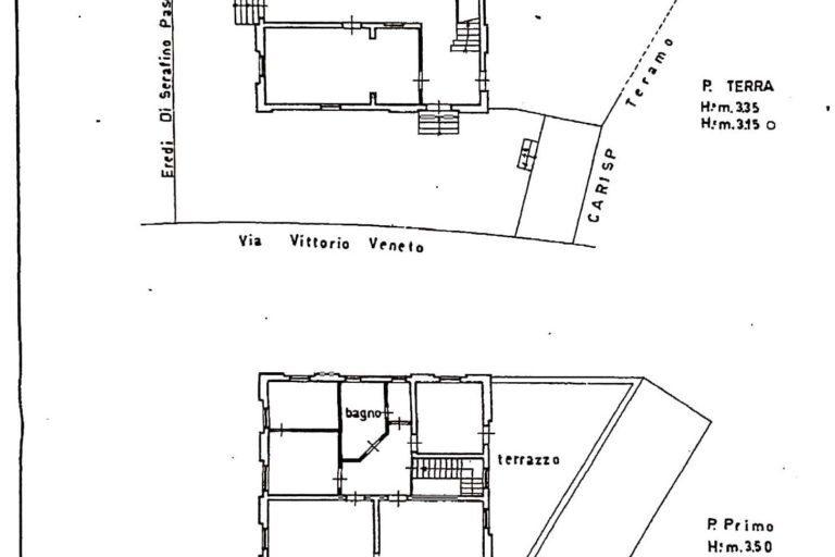 Villa storica in posizione centralissima.. Sant'Omero - Immagine 2