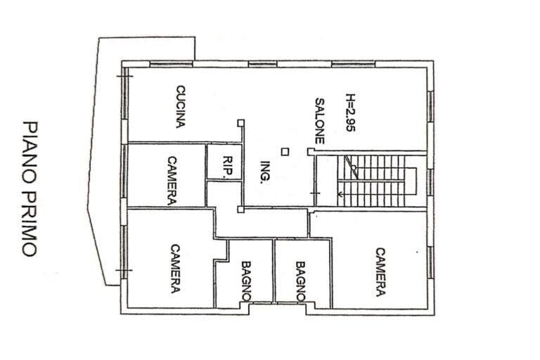 Luminoso Appartamento con posto auto e cantina.. Centralissimo - Immagine 10